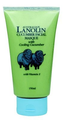 Lanolin Cucumber Facial Masque