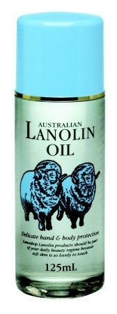 Lanolin Oil with Vitamin E and Parrafin